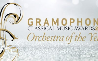Singapore Symphony nominated for orchestra of the year!